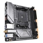 Gigabyte B450 I AORUS PRO WIFI AMD B450 DDR4 m-ITX 2xHDMI-1xDP-1xPCIEX-m.2-4xSATA