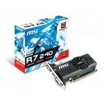 MSI Radeon R7 240 2GB Ekran Kartı (V809-2847R)