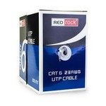REDrock Cat6-u57cc Redrock Rr Cat6-u57cc 23 Awg Utp Cable