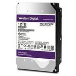 """WD 121purz 12tb Purple 7200rpm 256mb Sata 3.0 3.5"""" Dahili Disk"""
