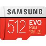 Samsung 512GB Evo+ MicroSDHC UHS-I U3 microSD Kart (MB-MC512GA-EU)