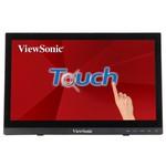 Viewsonic 15.6 Td1630-3 Hd Hdmı+vga 10 Parmak Kapasıtıf Dokunmatık Monıtor