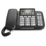Gigaset Dl580-black Kablolu Masaüstü Caller Id Handsfree Siyah Telefon