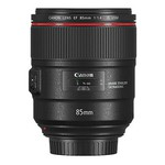 Canon Lens Ef85mm F1.4l Is Usm