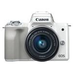 Canon D.camera Eos M50 Wh M15-45 S