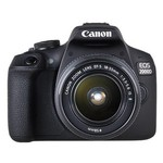 Canon D.camera Eos 2000d 18-55 Is +75-300