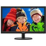 Philips 223v5lhsb2/00- 21.5'' Wide Led Hdmı Monitor