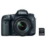 Canon D.cam. Eos 7d Mark Iı 18-135 U + W-e1