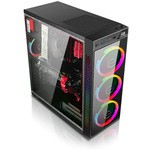 Power Boost Vk-c12b Usb 3.0 Atx, Tempered Glass, Rgb Fan, Siyah Kasa (psu Yok)