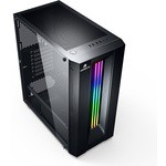 GameBooster Gb-g3601b Usb3.0 Siyah Rainbow Rgb Fan Strip Kasa (psu Yok)