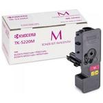 Kyocera Tk-5220m Toner (1200s) Magenta (p5021cdn / P5021cdw / M5521cdn / M5521cdw)
