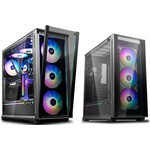 DeepCool Matrexx70 Add-rgb 3f Mid Tower Psu Yok