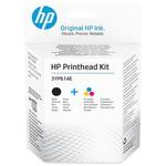 HP 3yp61ae Tri-color/black Gt Printhead