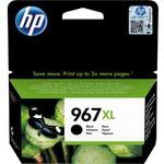 HP 3ja31ae (967xl) Extra Yuksek Kapasıtı Sıyah Murekkep Kartus