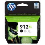 HP 3yl84ae (912xl) Yuksek Kapasıtı Sıyah Murekkep Kartus