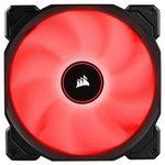 Corsair Co-9050086-ww Af140 140mm Led Fan Sıngle Pack Red