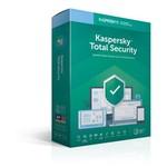 Kaspersky Total Security 3 Kullanıcı - 1 Yıl