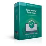 Kaspersky Antivirüs - 4 Kullanıcı Dvd Kutu