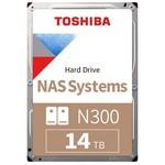 Toshiba 14tb N300 7200rpm Sata 256mb Hdwg21euzsva