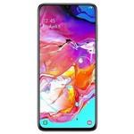 """Samsung A705f-128gb-whıte Galaxy A70 2019 30mp 128gb 6,7"""" Beyaz"""