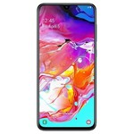 Samsung A705f-128gb-black Galaxy A70 2019 128gb Siyah Akıllı Telefon