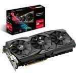 Asus RoG Strix Radeon RX 590 8GB Ekran Kartı (90YV0CF0-M0NA00)