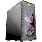 Power Boost Vk-g2090c Usb 3.0 Atx, Mesh, Single Ring Rainbow Fan, Siyah Kasa (psu