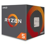 AMD Ryzen 5 1600 3.6/3.4ghz Am4 Yd1600bbafbox 6c/12t 19mb 65w Wraith Spire 95w