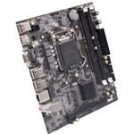 AFOX Ih55-ma4 Ddr3 S+v+l 1156p (matx)
