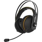 Asus Tuf Gamıng H7 Wireless Yellow 7.1 Oyuncu Kulaklığı 53mm Sürücü 15+ Saate Kadar