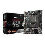 MSI A320M-A Pro AMD Anakart (7C51-001R)