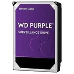 """WD 82purz 8tb 3.5"""" 7200rpm 256mb Sata6 Purple Güvenlik Dahili Harddisk"""