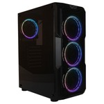 darkFlash Aquarius-mesh Rgb Mid Tower Kasa Psu Yok