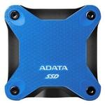 Adata Adata Usb Ssd 480gb Usb 3.1 Asd600q-480gu31-cbl 440/430 Mb/3d Nand Boxblu