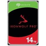 Seagate IronWolf Pro 14TB NAS Hard Disk (ST14000NE0008)