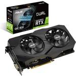 Asus GeForce RTX 2060 Dual Evo OC 6GB Ekran Kartı (90YV0CH2-M0NA00)