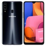 "Samsung A207f-ds-32gb-blk Galaxy A20s 2019 Ds 13mp 32gb 6,5"" Siyah"