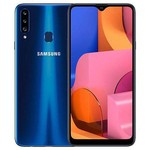 "Samsung A207f-ds-32gb-blue Galaxy A20s 2019 Ds 13mp 32gb 6,5"" Mavi"