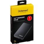 Intenso Memory Case 1TB Taşınabilir Disk - Siyah (6021560)