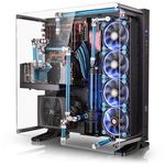 Thermaltake Ca-1e7-00m1wn-05 Core P5 V2 Tempered Glass Uzay Montaj Siyah Oyuncu