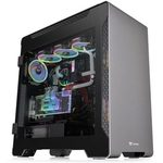 Thermaltake A700 Aluminum TG Full Tower Gaming Kasa (CA-1O2-00F9WN-00)