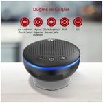 TaoTronics Tt-sk021 Mikrofonlu Ipx7 Su Geçirmez Vantuzlu Bluetooth Hoparlör