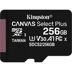 Kingston 256gb Microsd Cl10 Sdcs2/256gb