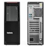 Lenovo 30be009btx Ws P520 W-2123 4c 3.6ghz 16gb Ecc Rdımm 512gb Ssd 1tb Sata Hdd