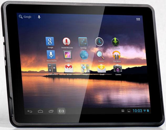 Artes D9702-SIYAH Tablet
