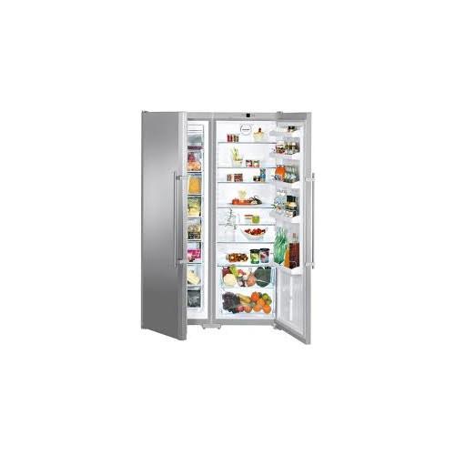 Liebherr SBSESF 7212 GARDROP TİPİ NOFROST İNOX BUZDOLABI Buzdolabı
