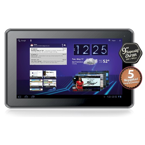Quadro SMART-TOUCH-8GB Tablet