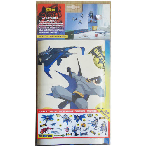 Decofun The Batman Wall s Sticker
